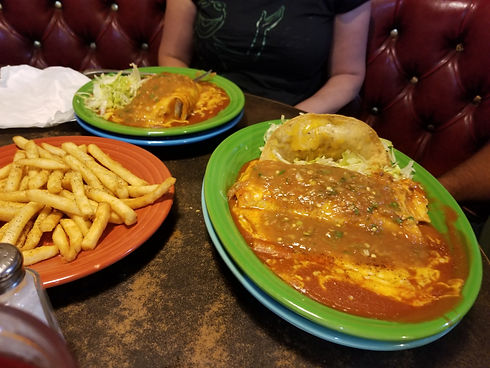 Places to Eat in Gila County