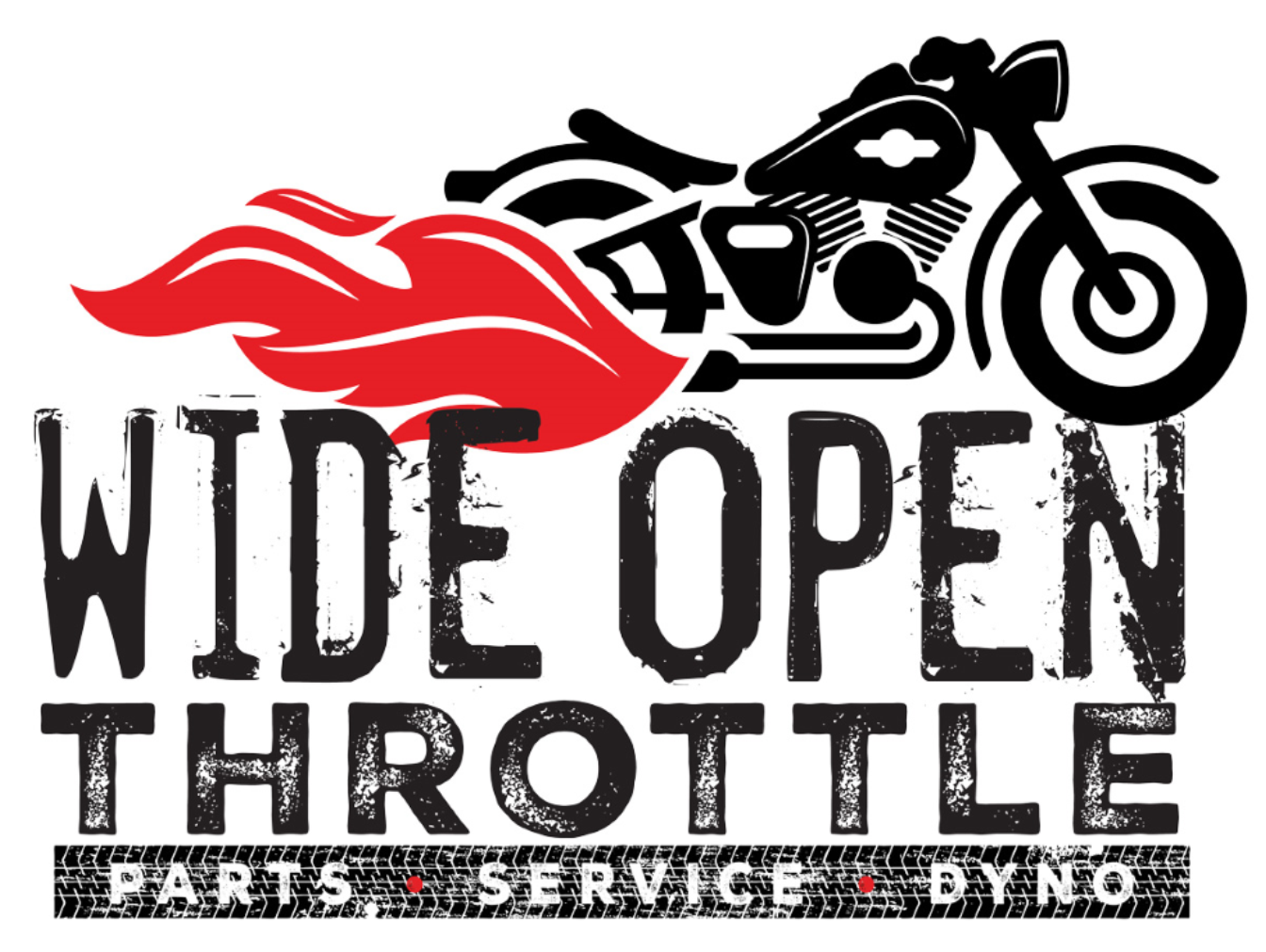 Wide Open Throttle Logo