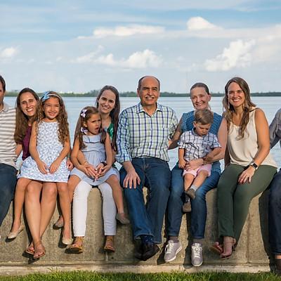 Familia Gonzalez Mendoza