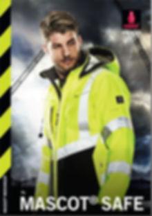 Katalog odzież ochronna MASCOT