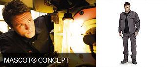 MASCOT® CONCEPT - odzież robocza