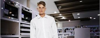 bluzy robocze, modne ubranie robocze