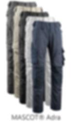 spodnie robocze wrocław, Mascot