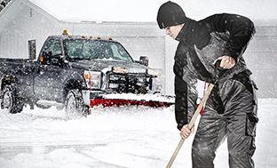Kombinezon roboczy zimowy