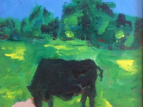 Lorrain's Cow by Philip L. Redo