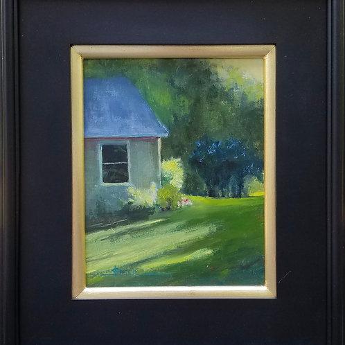 The Side Yard by Shelley Breton