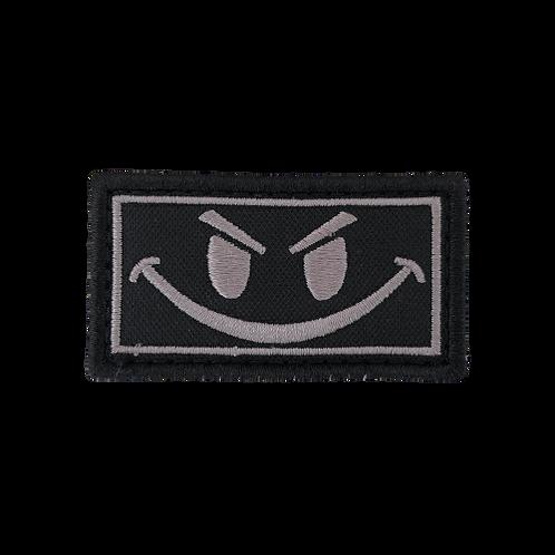 Badge SMILE - Tissu