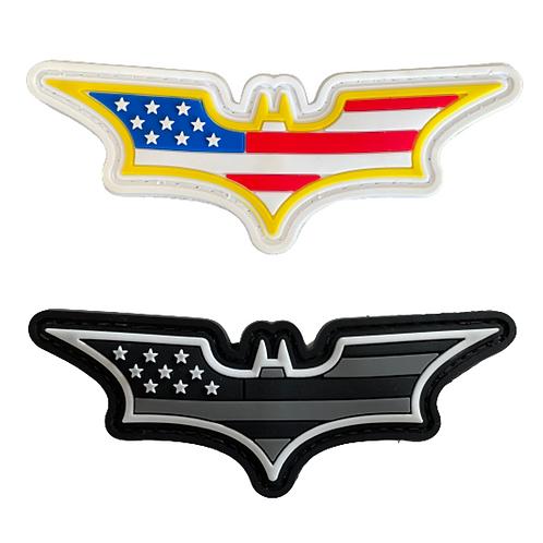 Badge BATMAN USA
