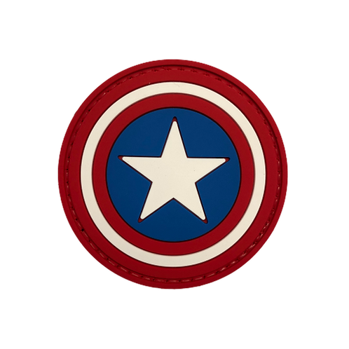 Badge CAPITAIN AMERICA