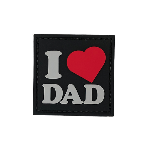 Badge LOVE DAD