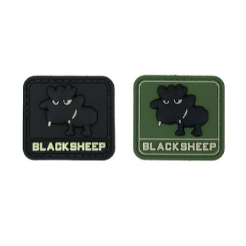 Badge BLACK SHEEP - 4.5 x 4.0 cm