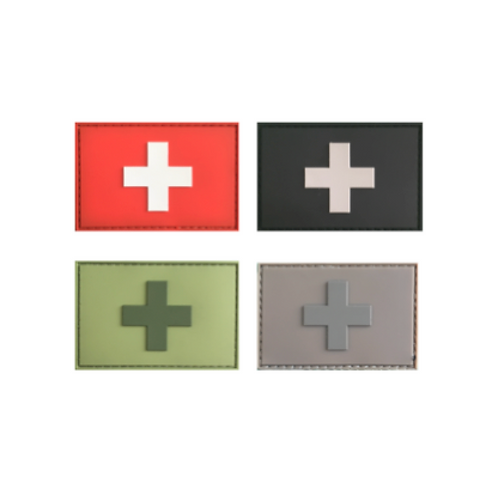 Badge Suisse - Rectangle