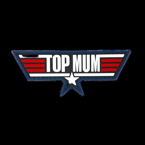 Badge TOP MUM