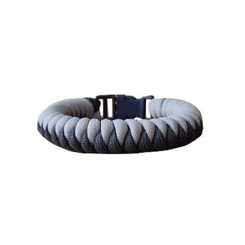 Bracelet paracord - Snake bicolor