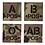 Thumbnail: Badge GROUPE SANGUIN CAMO IR