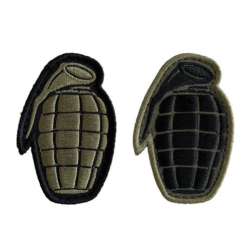 Badge GRENADE - Tissu