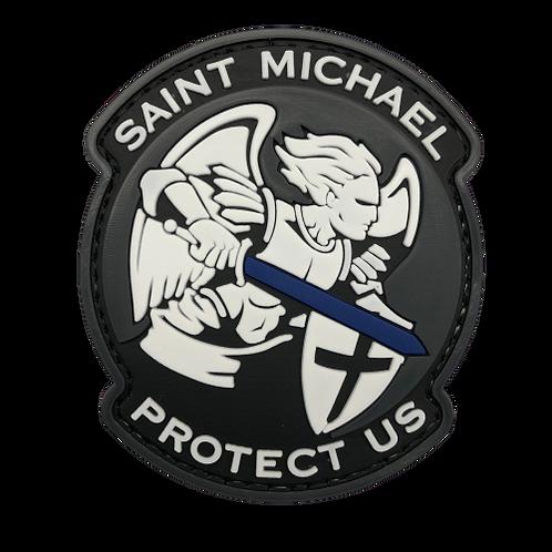 Badge SAINT-MICHAEL - PVC