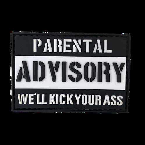 Badge PARENTAL ADVISORY