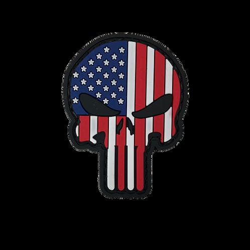 Badge PUNISHER USA