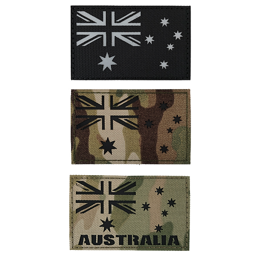 Badge AUSTRALIA IR