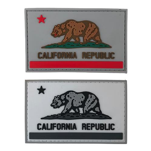 Badge CALIFORNIA
