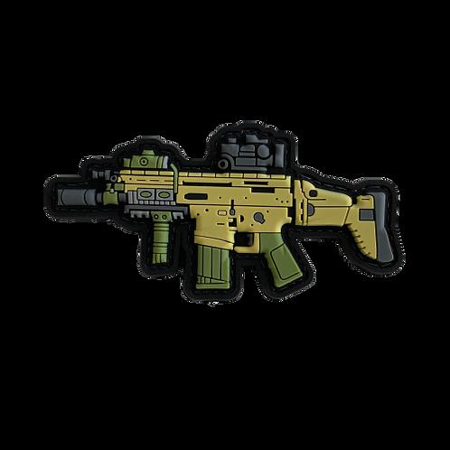 Badge FN SCAR H