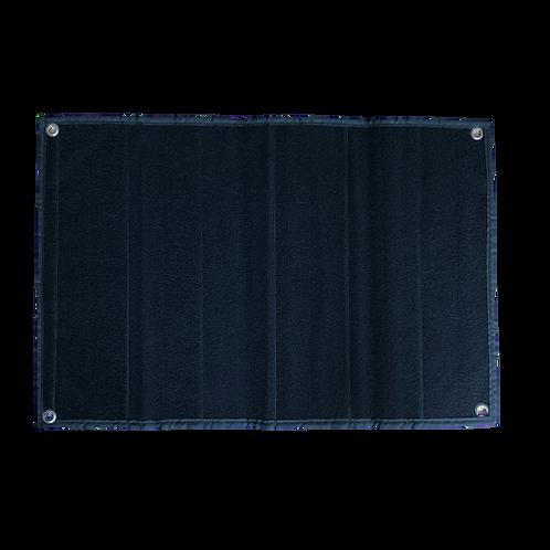 40 x 60 cm - Support velcro pour badges