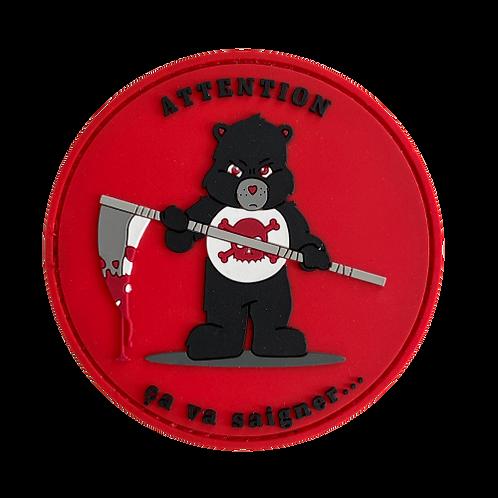 Badge CA VA SAIGNER