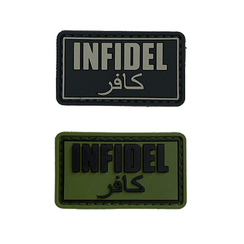 Badge INFIDEL