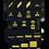 Thumbnail: Badge GRADES - Jaune
