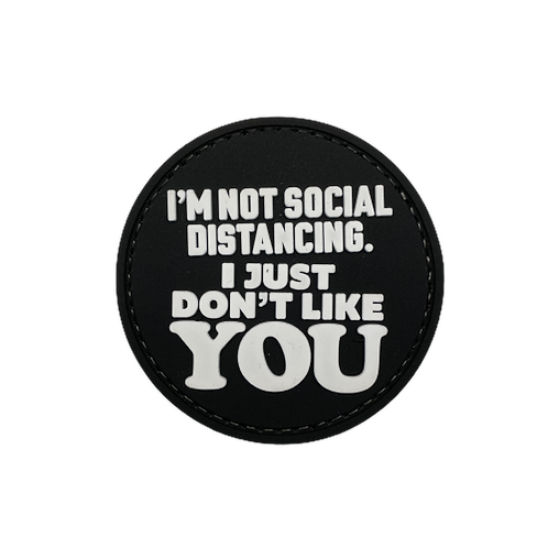 Badge DON'T LIKE YOU