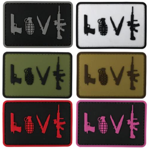 Badge LOVE
