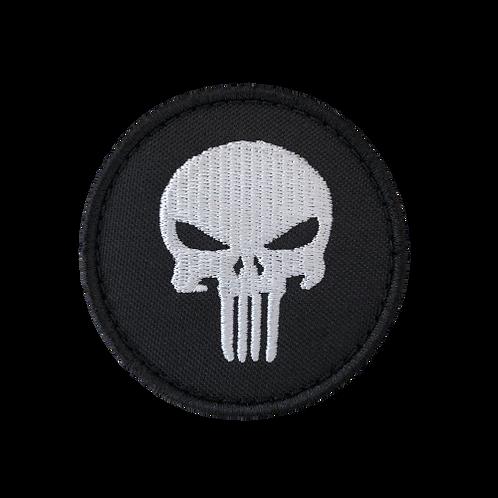 Badge PUNISHER Rond