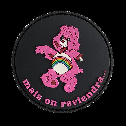 Badge MAIS ON REVIENDRA