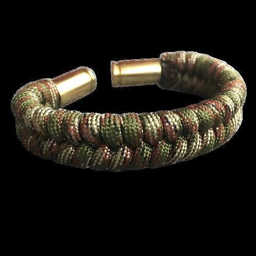 Bracelet paracord Fishtail - Camo