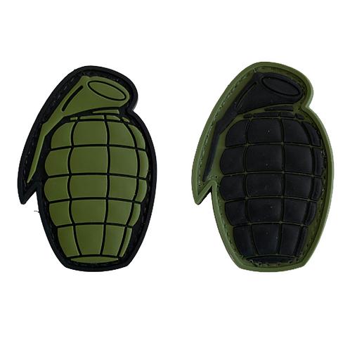 Badge GRENADE - PVC