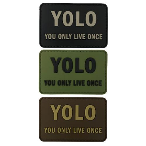 Badge YOLO