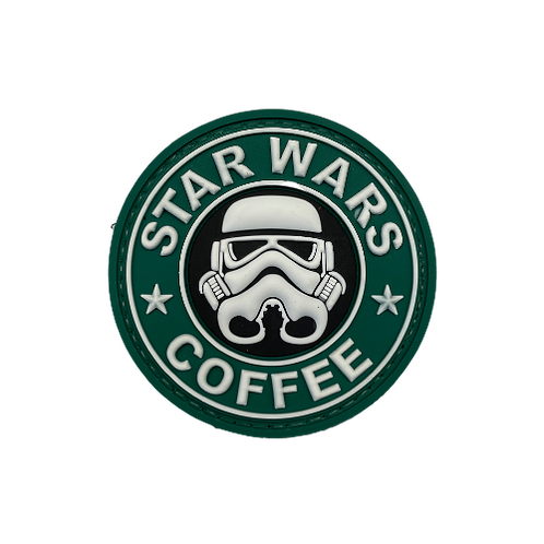 Badge STAR WARS COFFEE