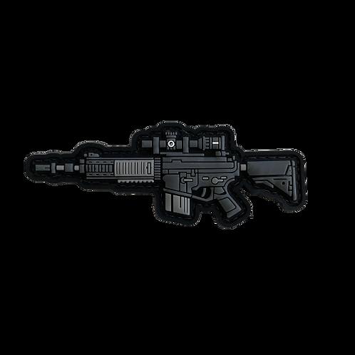 Badge AR15