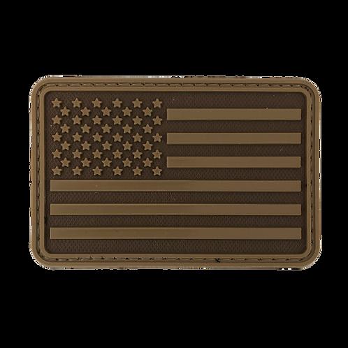 Badge USA Tan