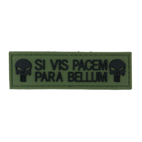 Badge SI VIS PACEM