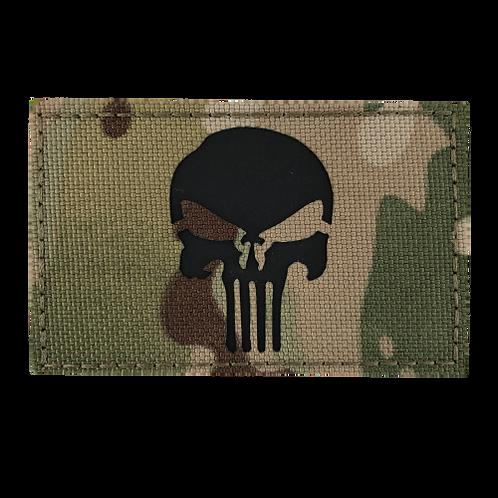 Badge PUNISHER CAMO IR