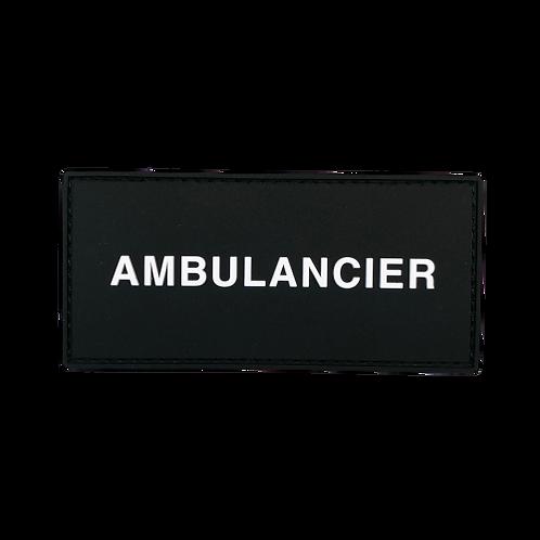 Badge AMBULANCIER