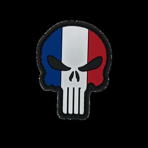 Badge PUNISHER FRANCE