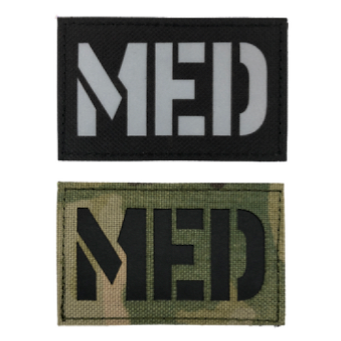 Badge MEDIC IR