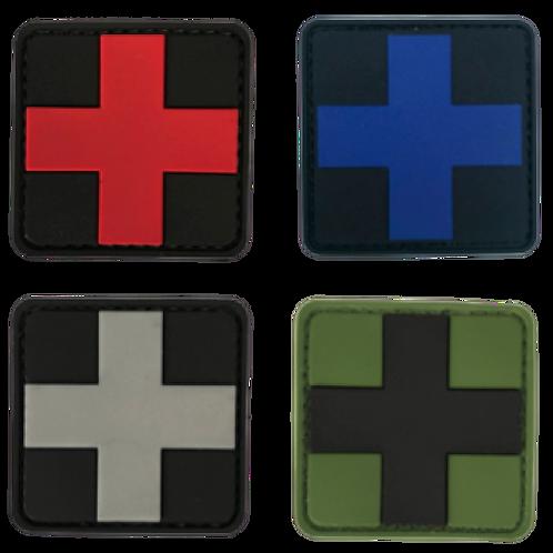 Badge MEDIC CROSS - PVC