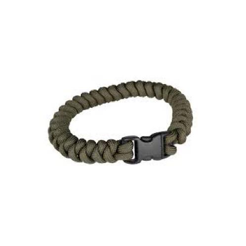 Bracelet paracord - Tressé