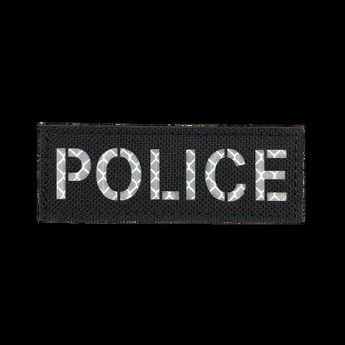 Badge POLICE IR