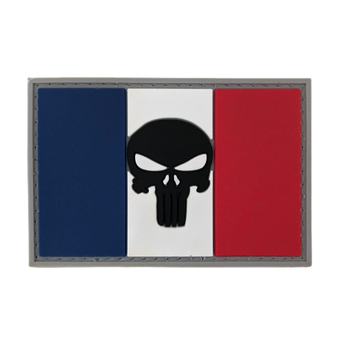 Badge FRANCE PUNISHER