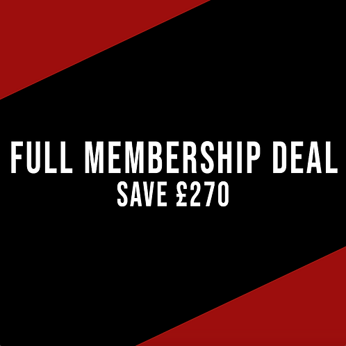 Full Membership Deal